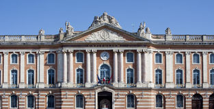Capitole, France Stock Photography