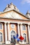Capitole, Tolosa Fotografia Stock Libera da Diritti