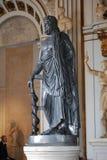 Capitoline博物馆在罗马 免版税库存图片