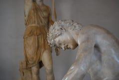 Capitoline博物馆在罗马 库存图片