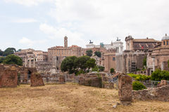 Capitoline Hill Royalty Free Stock Images