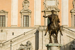 Capitoline Hill, Rome Royalty Free Stock Photography