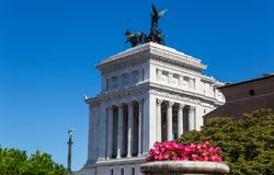 Capitoline Hill in Rome, Italy Royalty Free Stock Photos