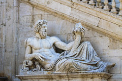 Capitoline hill Royalty Free Stock Photos