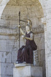 Capitoline hill Stock Images