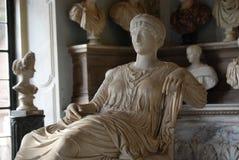 Capitoline museer i Rome Arkivfoto