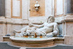 Capitoline Museum Royalty Free Stock Photo