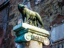 Capitoline Wolf Stock Image