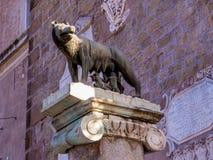 Capitoline Wolf Stock Photo