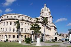 capitolio古巴哈瓦那 库存图片
