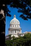 Capitolio, Гавана, Куба Стоковые Фото