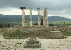 Capitolio antiguo Imagen de archivo libre de regalías