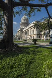 The Capitolio Building Royalty Free Stock Photo