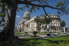 The Capitolio Building Stock Photo