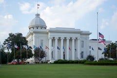 Capitolio de Alabama Fotografía de archivo