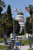 Capitolio de California Imagenes de archivo