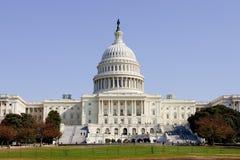Capitolio de Estados Unidos Fotografía de archivo libre de regalías