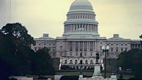 Capitolio de Estados Unidos metrajes