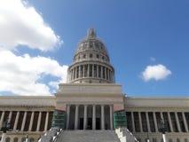 Capitolio de Habana Fotos de Stock Royalty Free