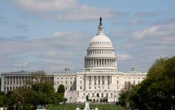 Capitolio de los E.E.U.U. Imagen de archivo