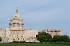 Capitolio de los E.E.U.U. foto de archivo libre de regalías