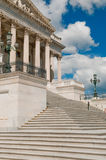 Capitolio de los E.E.U.U. Fotografía de archivo libre de regalías