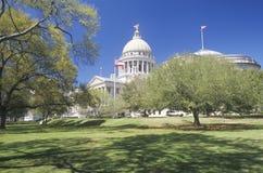 Capitolio de Mississippi fotos de archivo