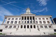Capitolio de Tennessee Imagenes de archivo