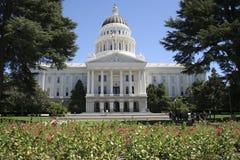 Capitolio del estado Imagen de archivo