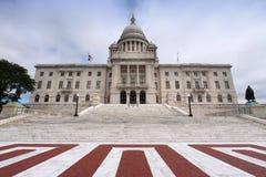 Capitolio del estado Fotos de archivo