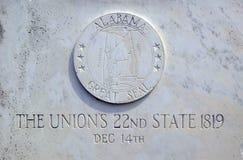 Capitolio del estado de Alabama, Montgomery Fotografía de archivo libre de regalías