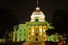 Capitolio del estado de Alamaba Imagen de archivo