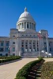 Capitolio del estado de Arkansas Imágenes de archivo libres de regalías