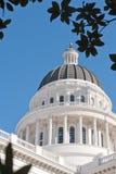 Capitolio del estado de California Imagen de archivo