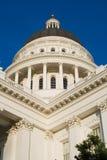 Capitolio del estado de California Imagenes de archivo