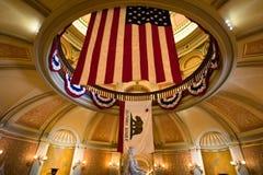 Capitolio del estado de California de la Rotonda Fotografía de archivo libre de regalías