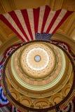 Capitolio del estado de California de la Rotonda Fotos de archivo
