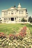 Capitolio del estado de Cheyenne en Wyoming. Imagen de archivo