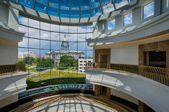 Capitolio del estado de Colorado Imagen de archivo libre de regalías