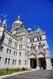 Capitolio del estado de Connecticut fotografía de archivo