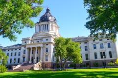 Capitolio del estado de Dakota del Sur imagenes de archivo