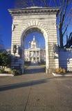 Capitolio del estado de de New Hampshire Fotos de archivo