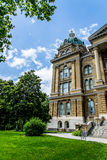Capitolio del estado de Des Moines Iowa Foto de archivo libre de regalías