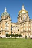 Capitolio del estado de Iowa Fotos de archivo