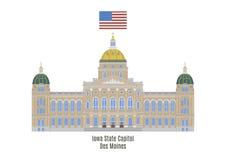 Capitolio del estado de Iowa, Des Moines