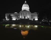 Capitolio del estado de Missouri Imágenes de archivo libres de regalías
