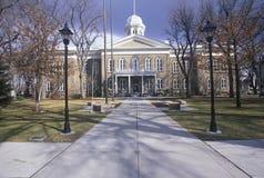 Capitolio del estado de Nevada Imagenes de archivo