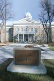Capitolio del estado de Nevada Imagen de archivo libre de regalías