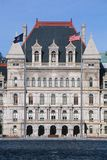 Capitolio del estado de Nueva York Fotografía de archivo