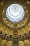 Capitolio del estado de Tejas en Austin foto de archivo